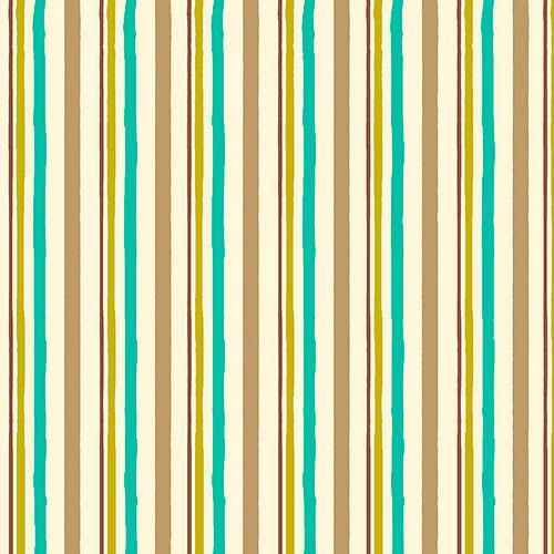 Tela Euphoria Natural Stripes 42068 diseño estampado | Telas estampadas online interiores de inspiración vintage | Descubre nuestras telas para tapizar de colores exclusivos y estampados únicos.