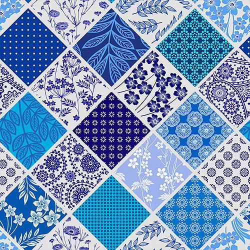 Tela Kalahan 8 Pass diseño estampado | Telas estampadas online interiores de inspiración vintage | Descubre nuestras telas para tapizar de colores exclusivos y estampados únicos.