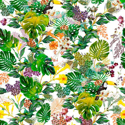 Tela Nassau Allove 3 diseño estampado | Telas estampadas online interiores de inspiración vintage | Descubre nuestras telas para tapizar de colores exclusivos y estampados únicos.