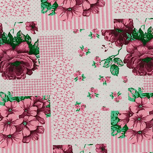 Telas artesanales cosidas a mano diseño Patchwork 001 | Telas online para interiores Jacquard de dibujo tejido | Descubre nuestras telas para tapizar de colores exclusivos y estampados únicos.