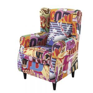 Descubre varios modelos de sillones vintage en Hogar Tapizado. Personalización de sillones vintage con una grande variedad de telas estampadas. Telas de sillones vintage en varios estilos,urban, retro,...