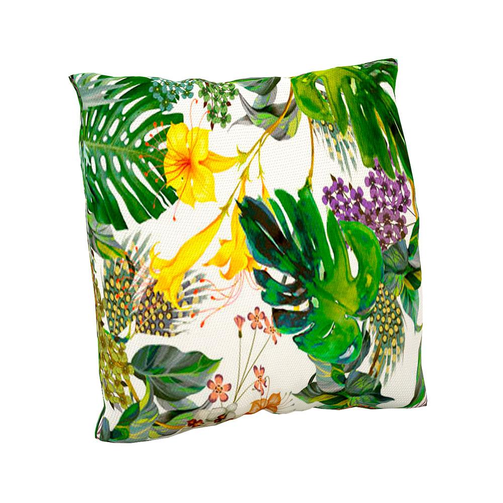 Cojines vintage decoracion vintage tropical floreado - Decoracion cojines ...