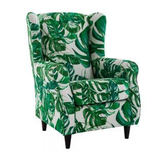 Descubre varios modelos de sillones vintage en Hogar Tapizado. Personalizacion de sillones vintage con una grande variedad de telas estampadas. Telas de sillones vintage en varios estilos, tropical,...