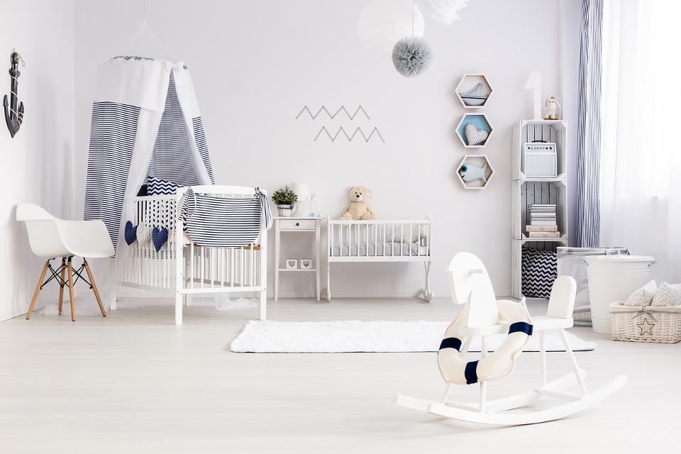 12 tips para decorar un bonito y funcional cuarto de bebé ...